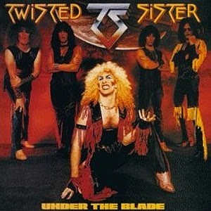 Twisted Sister-Under The Blade....................,,,