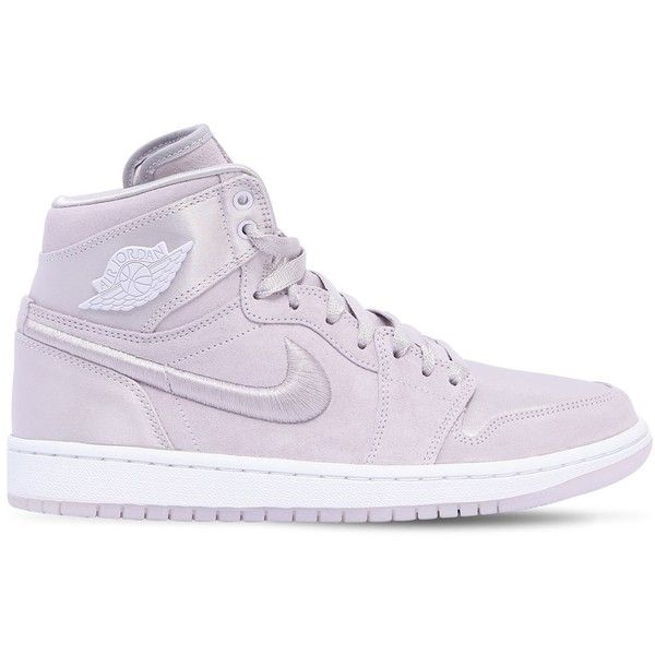 89d83d3466 Nike Women Air Jordan 1 Retro High Top Sneakers ($245) ❤ liked on ...