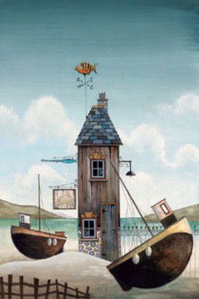 Hopes and Dreams I by Gary Walton