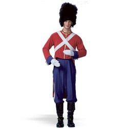 Toy Soldier Adult christmas Costumes