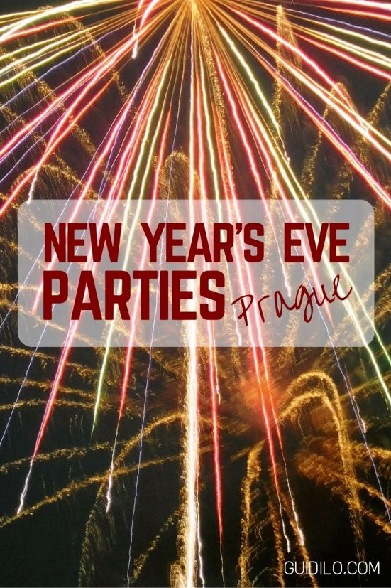 New Year's Eve Parties in Prague 2016