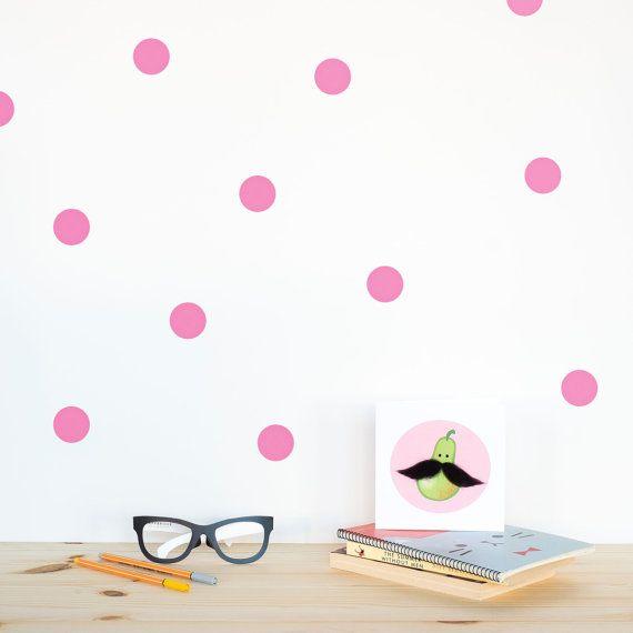 Parfait pour un décorateur de bricolage ! Avec ces points de polka parfaitement ronds et douces, vous pouvez faire vos propres conceptions et