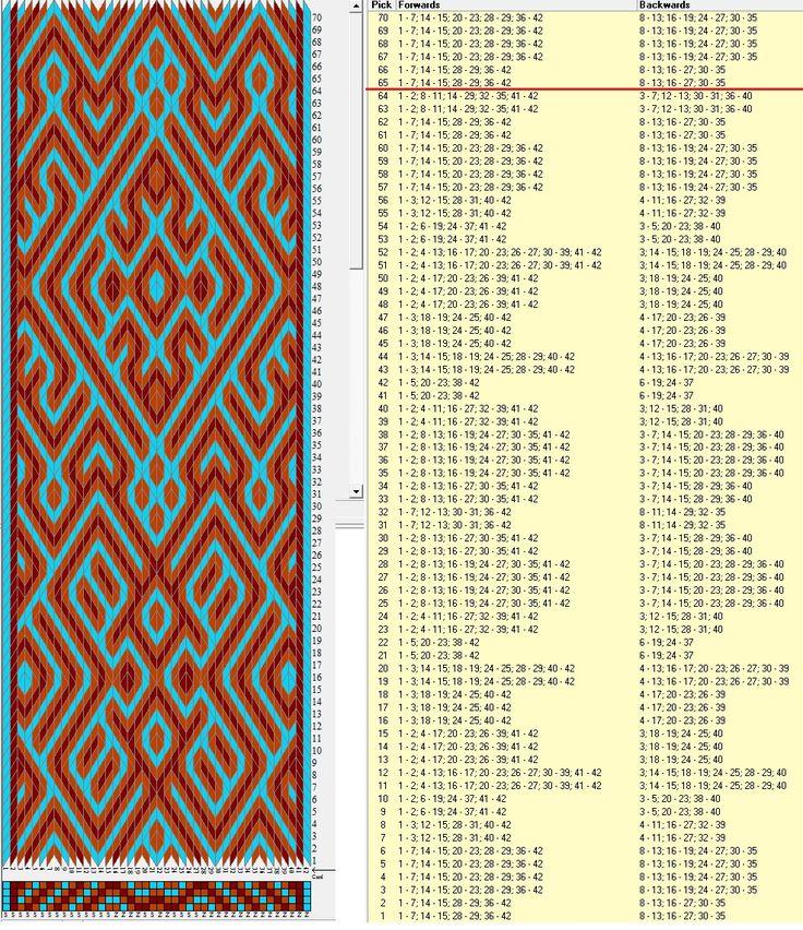 Trilogía α 42 tarjetas 3 colores, completa dibujo en 64 movimientos // sed_1026a diseñado en GTT ༺❁