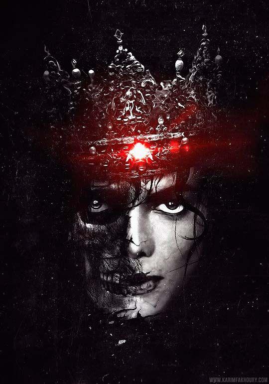 Michael Jackson Digital Art by KARIM FAKHOURY.