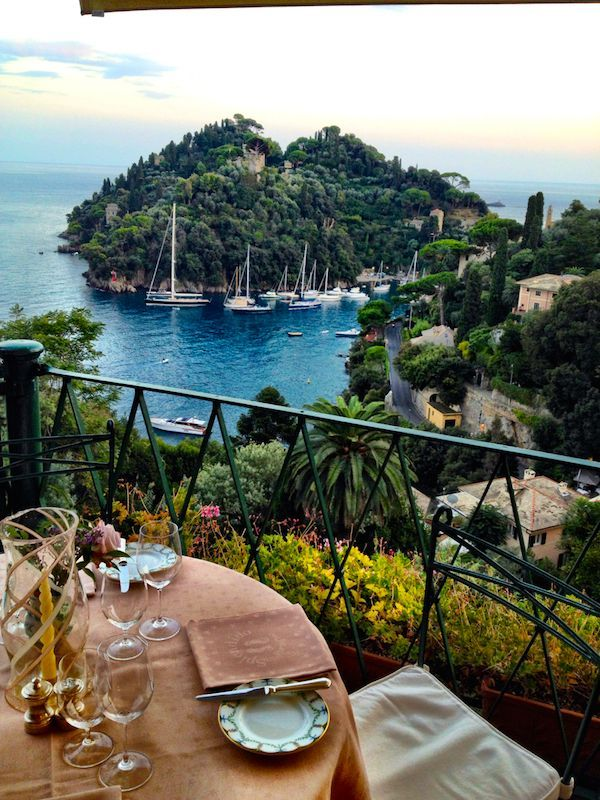 Portofino - Hotel Splendido. Stone & Living - Immobilier de prestige - Résidentiel & Investissement // Stone & Living - Prestige estate agency - Residential & Investment www.stoneandliving.com