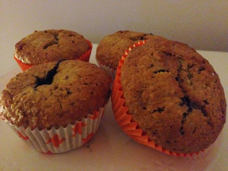 Katrins Backecke: Idas Konfitüre Muffins
