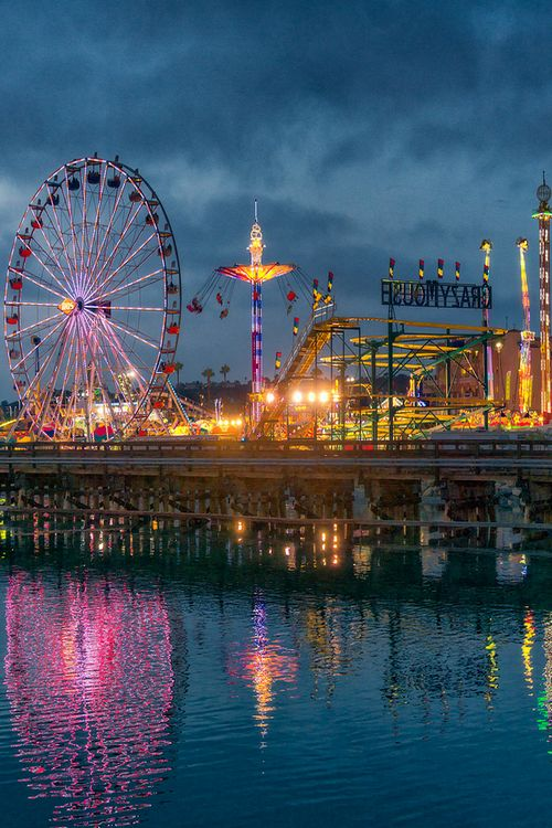 Del Mar Fair ~ The Del Mar Fairgrounds is a 370-acre property that is the site of the annual San Diego County Fair