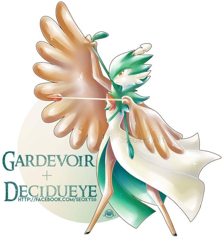 Decidueye + Gardevoir                                                                                                                                                                                 More