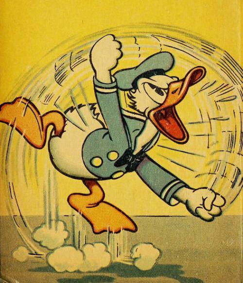 Vintage Donald Duck