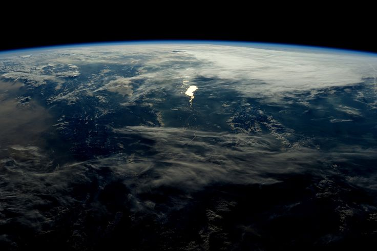 Evening sun | by Tim Peake