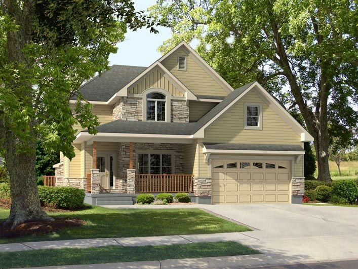 Montague Model By Beaver Homes And Cottages Includes