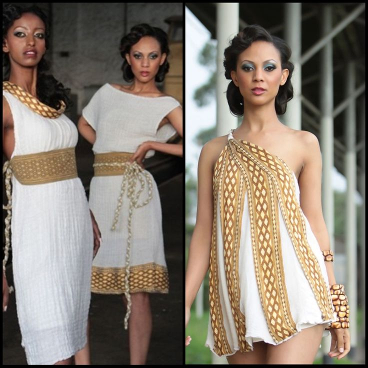 47 Best Habeshan Dress Images On Pinterest