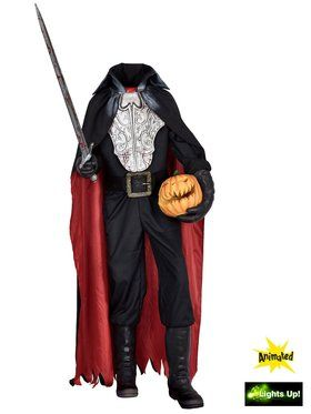 animated halloween props at low wholesale prices - Sleepy Hollow Halloween Costumes