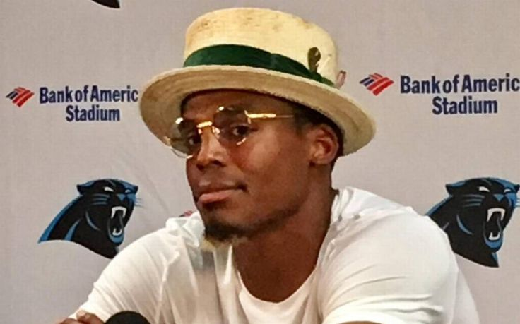 5 things we learned from Cam Newton – on patience, recovery, his playing weight, more