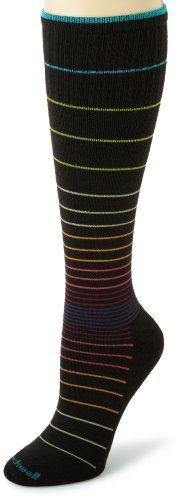 Sockwell-Womens-Circulator-Compression-Socks | Perfect to combat swelling during flights $24.99