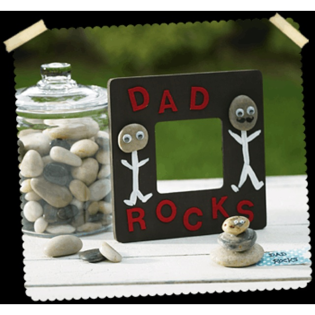 Cute Father's Day craft for the kids!