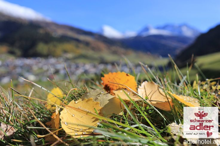 Herbst in Nauders am Reschenpass