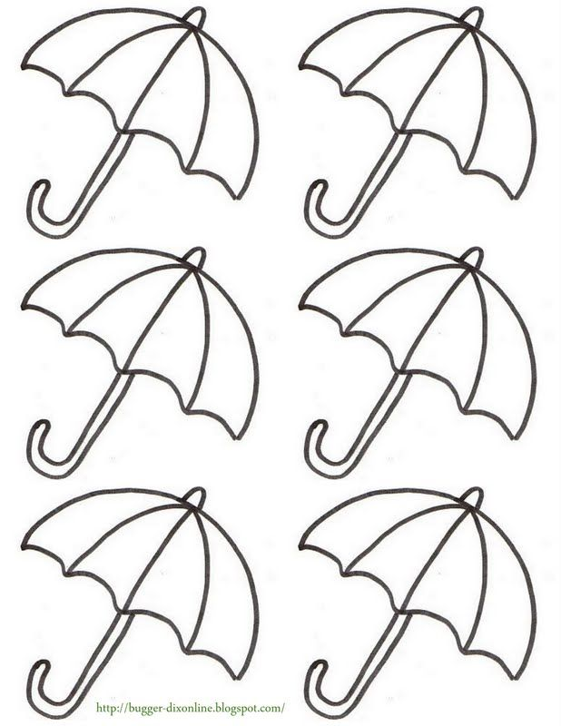 229 Best U Is For Umbrella Images On Pinterest | Preschool Weather