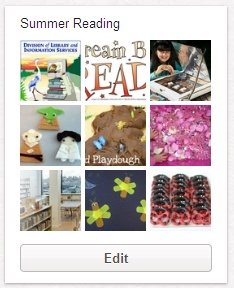 #Pinterest and Summer Reading ideas from the Texas State Library