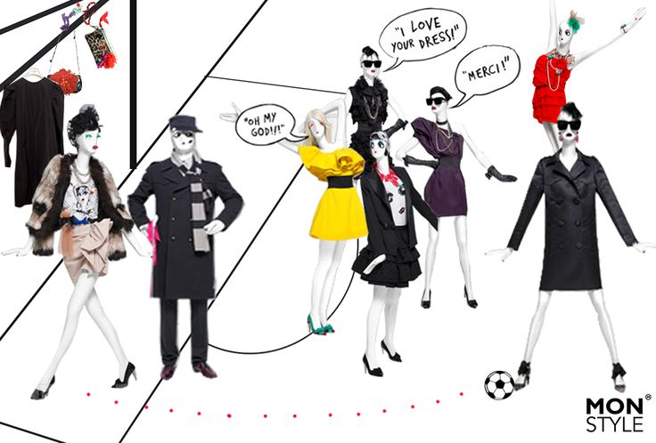 Offside: the ultimate explanation for women (this is how your girlfriend will finally understand)  football, WK2014, H&M, Lanvin, MonStyle