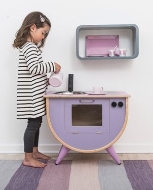 Katalog Sebra Wood Wooden Play Kitchen Pink Play