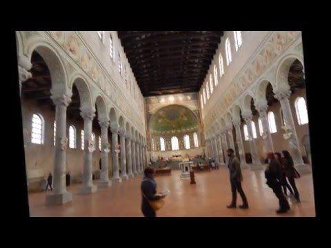 La basilica di Sant'Apollinare in Classe è una basilica situata a circa 5 chilometri dal centro di Ravenna. È stata costruita nella prima metà del VI secolo; fu consacrata nel 549 dal primo arcivescovo Massimiano ed è stata dedicata a sant'Apollinare, il primo vescovo di Ravenna