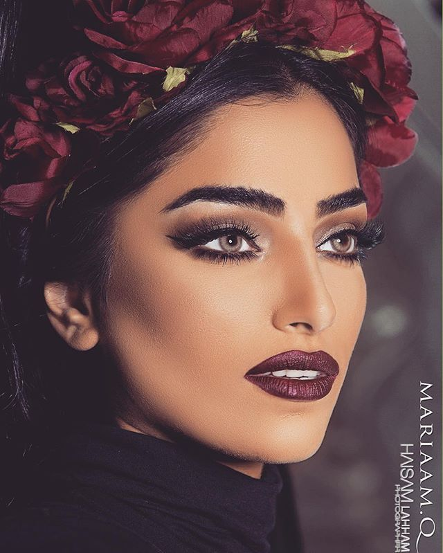 WEBSTA @ shaeghe - Makeup by @mariaam.q photography by @haisam_lahham ❤️#model…