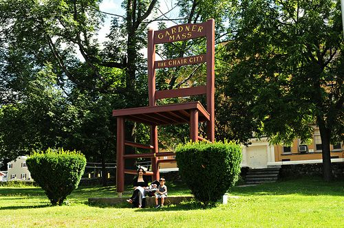Biggest Chair (Gardner, Massachusetts)Center Worcester, Biggest Chairs, Chairs Gardner, Worcester County