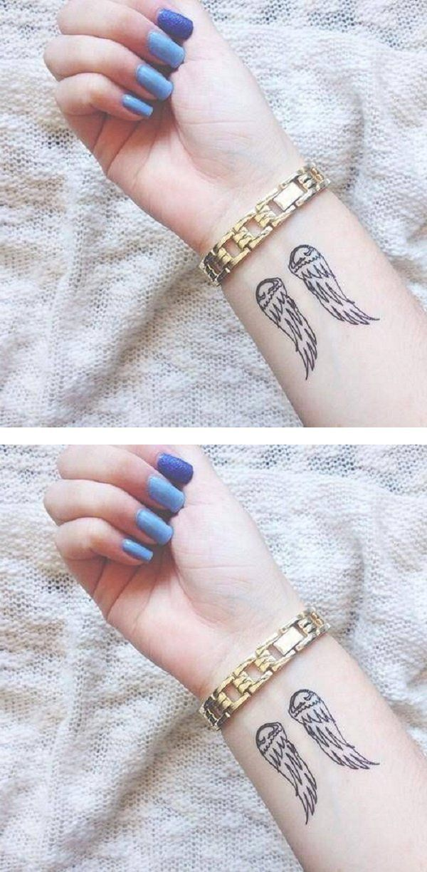 Meaningful Small Wrist Tattoo Ideas For Girls For Women Minimal