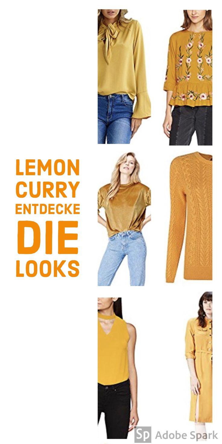 Lemon Curry – eine der Trendfarben für den Herbst/Winter 2017/2018. Wie stylst du Lemon Curry? Was solltest du nun in Lemon Curry shoppen? Du bist auf der Suche nach Herbstinspiration für deinen Herbstlook? Du brauchst ein bisschen Inspiration für deine Herbstoutfits? Dann solltest du diesen Beitrag unbedingt lesen, denn er liefert dir jede Menge Herbstinspiration,