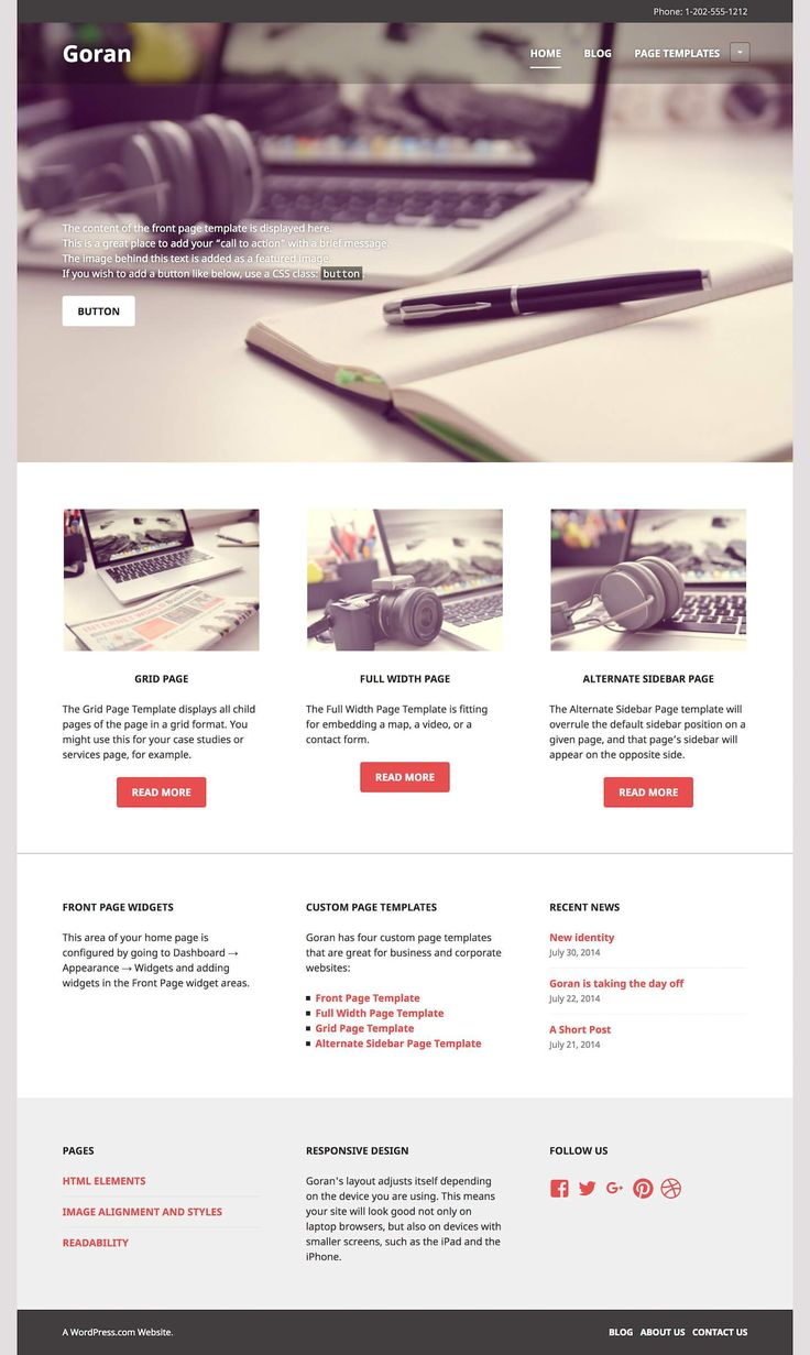 Goran Theme ‹ chemicalegypt — WordPress.com
