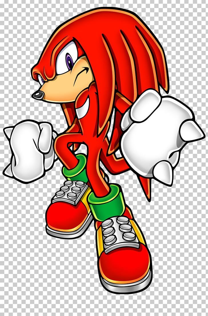 Sonic Knuckles Sonic The Hedgehog Sonic Advance 3 Knuckles The Echidna Doctor Eggman Png Clipart Amy Rose Area Ar Sonic Knuckles Echidna Game Character