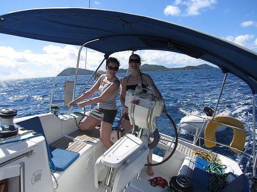 Pletch Trip Blog: British Virgin Islands Sailing Trip - January 2012