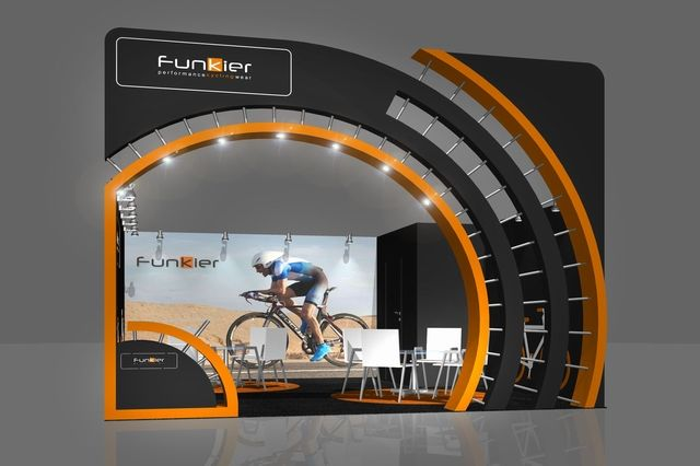 Creative Point of purchase displays and exhibition booths for trade-shows created by TriadCreativeGroup.com inspired by artistic design and architecture similar to the picture above. Give us a call at (262) 781-3100