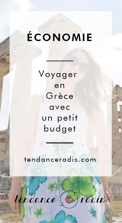 Voyager en Grèce à petits prix tout en limitant ses déchets, est-ce attainable?…