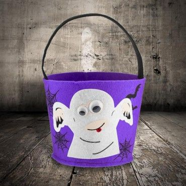 Ghost Character Loot Bucket