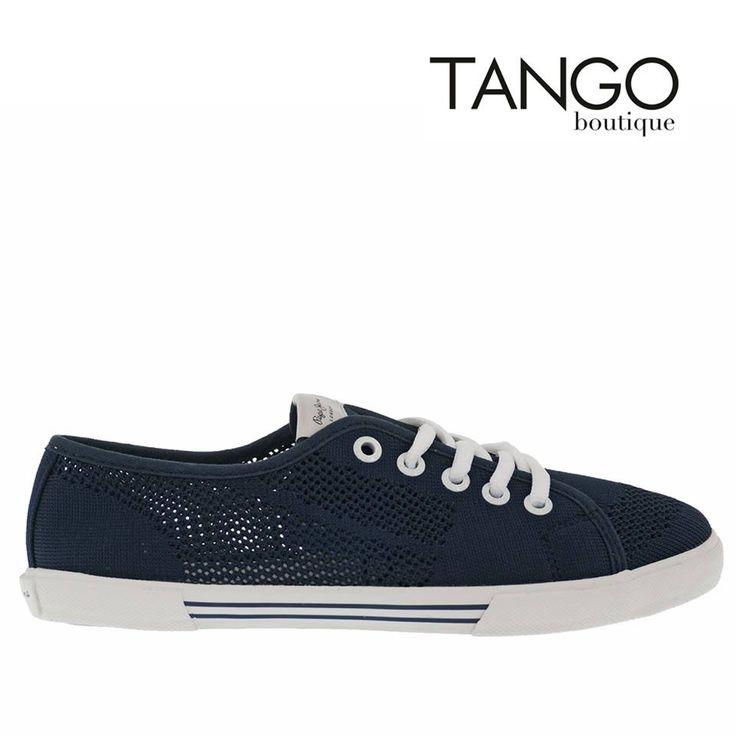 Πάνινο sneaker Pepe Jeans PLS30482 Κωδικός Προϊόντος: PLS30482 blue  Για την τιμή και τα διαθέσιμα νούμερα πατήστε εδώ -> http://www.tangoboutique.gr/.../panino-sneaker-pepe-jeans...  Δωρεάν αποστολή - αντικαταβολή & αλλαγή!! Τηλ. παραγγελίες 2161005000