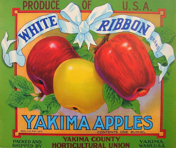 Apple bins yakima