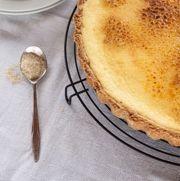 Bistefani - Ricettario - Crostata Crème Brulée