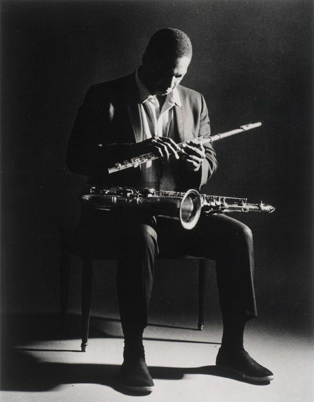 a biography of john coltrane a jazz musician His association with davis was the big break that finally established him as an important jazz musician  john_coltranehtm: biography  jazz: john coltrane.