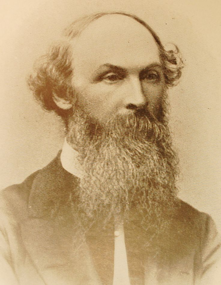 Today's #beardoftheweek belongs to Rev. W.T. Rosevear of Coventry, obviously a skilled ventriloquist