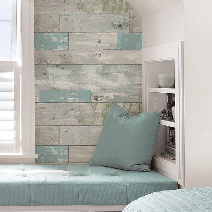 Beachwood Peel And Stick Wallpaper Roll Home Home Decor Interior