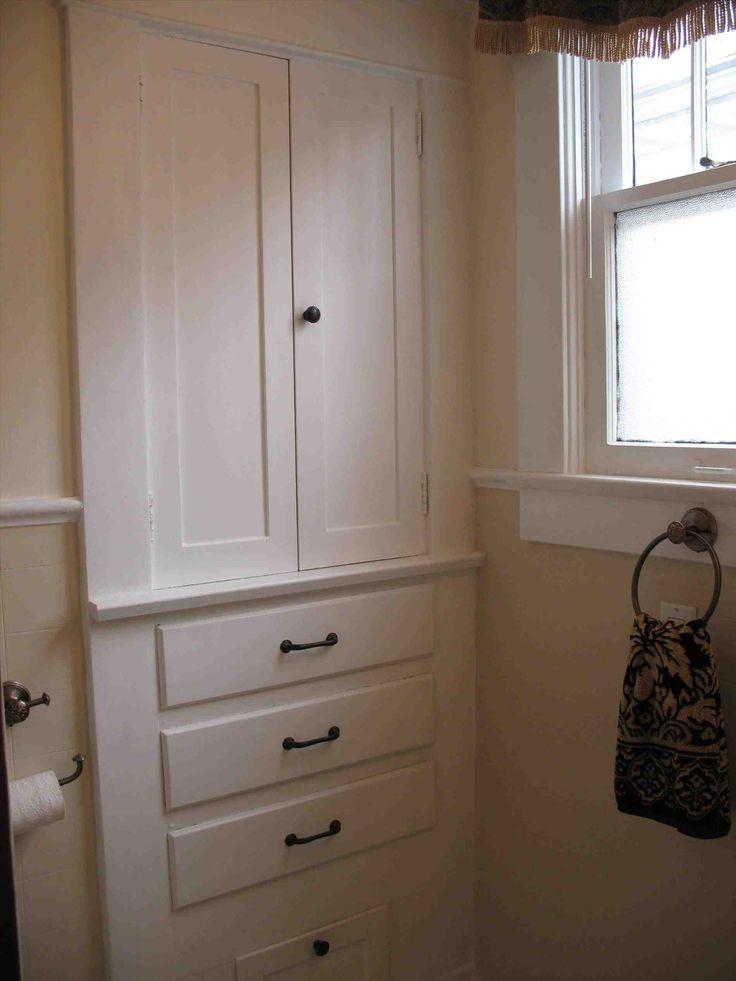 Best 25 Linen Cabinet In Bathroom Ideas On Pinterest