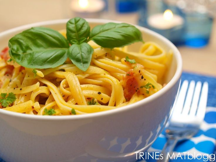 Spaghetti Carbonara *******************