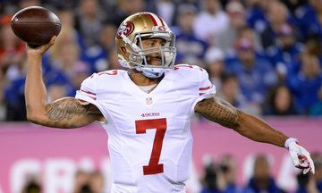 Why Colin Kaepernick Refused To Stand For The National Anthem Before A 49ers…