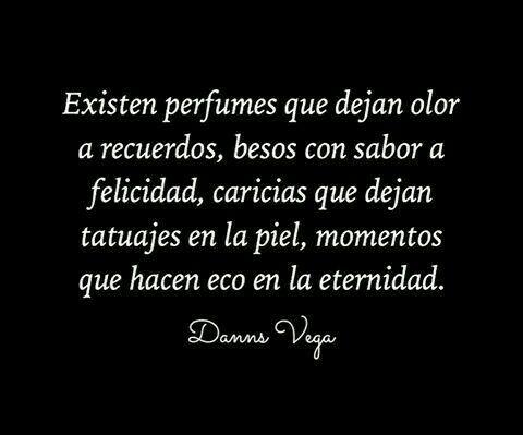 #perfumes #besos #caricias