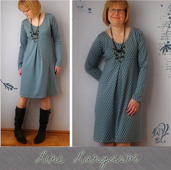Kleid Line by #Allerlieblichst