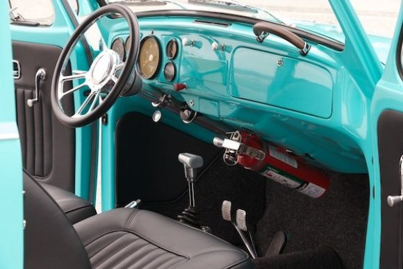 1967 Volkswagen VW Beetle For Sale Custom Engine For Sale Interior