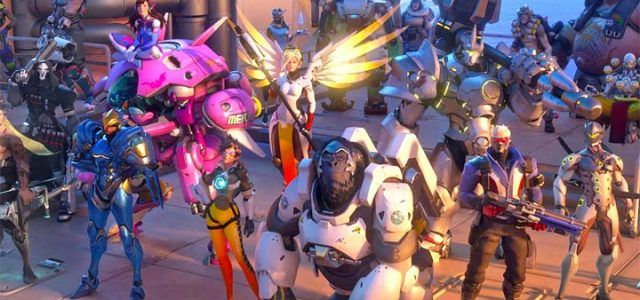 Year In Review: Your favourite Overwatch characters from least to most popular