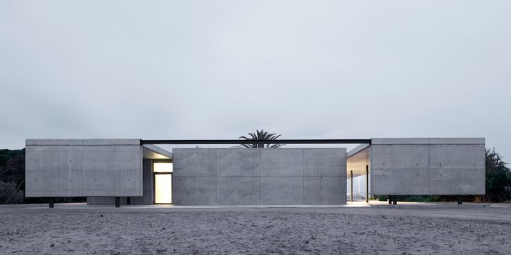 Building of the day - CRAM Foundation for the Rehabilitation and Conservation of Marine Animals Barcelona, Spain by Hidalgo Hartmann http://www.archdaily.com/143563/cram-foundation-for-the-rehabilitation-and-conservation-of-marine-animals-hidalgo-hartmann